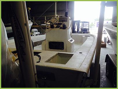 Dorado Custom Boat Repair