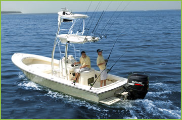 Team Dorado Custom Fishing Boats